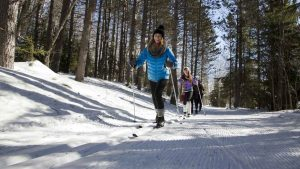 Cross Country Skiing at Bluefin Bay Family of Resorts