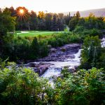 Superior National Golf course and Poplar River