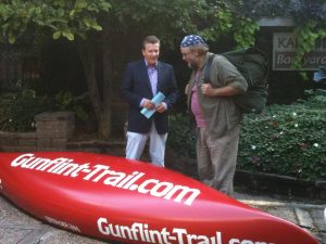 Gunflint Trail takes poratge to Twin Cities