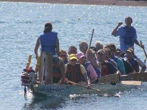 Annual Dragon Boat Festival in Grand Marais