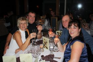 Food and Wine Lovers at Bluefin Bay