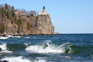 Lake Superior Split Rock