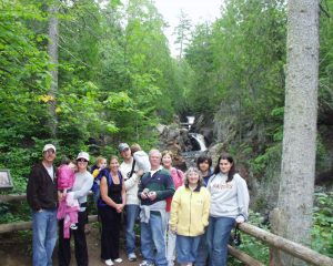 Guided Hike at Bluefin Bay Resort