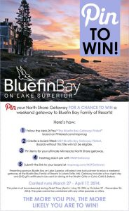 2014 Pin to Win Contest