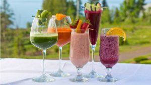 Waves Cafe Smoothies
