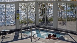 Bluefin Bay Outdoor Pool and HotTub