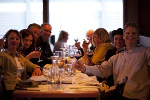 Group at Food and Wine Lovers Weekend