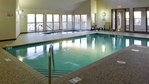 Surfside Pool and Hot Tub