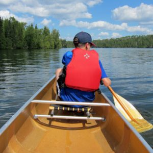 Wilderness Canoeing