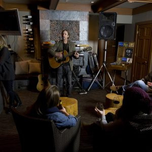 live music bluefin grille event