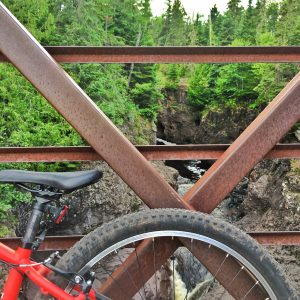 Temperance River Bike and Hike