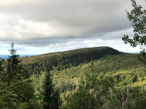 Oberg Mountain Loop Sept. 1