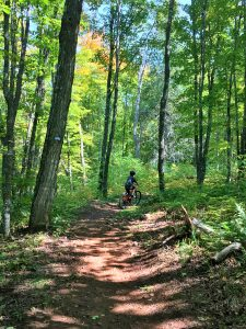 Britton Peak Mountain Bike Trails