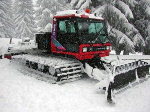 Sugarbush Trails Snow Groomer