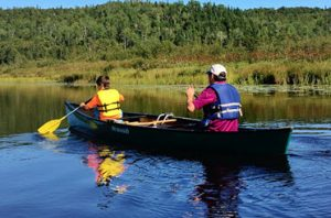 Wilderness Canoeing Experience
