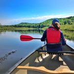 Wilderness Canoeing Tour