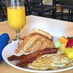 Waves of Superior Cafe All American Breakfast
