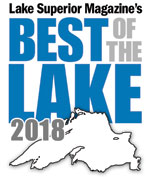 Lake Superior Magazine Best of Logo