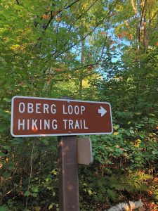Oberg Mountain Loop