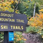 Lookout Mountain Trail at Cascade River State Park