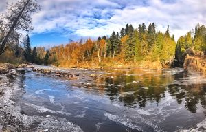 Temperance River State Park Late Fall