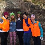 Girls Gone North guided hike