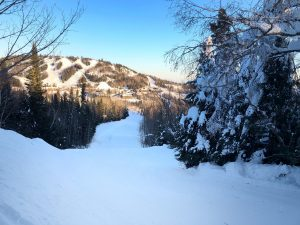 Lutsen Mountains March 2019