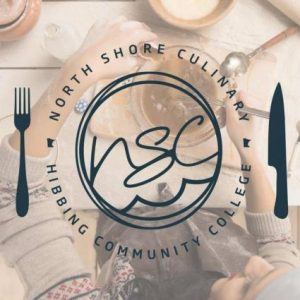 north shore culinary school logo