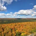 Leveaux Mountain Hike in late September