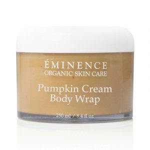pumpkin cream body wrap waves of superior spa