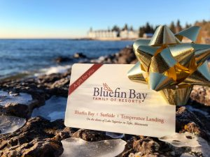 Bluefin Bay Family of Resorts Gift Card