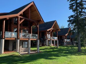 Temperance Landing Log Homes