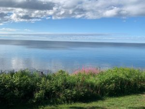 Lake Superior Views - Temperance Landing