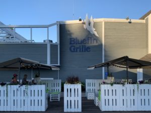 Bluefin Grille Outdoor Dining - Patio