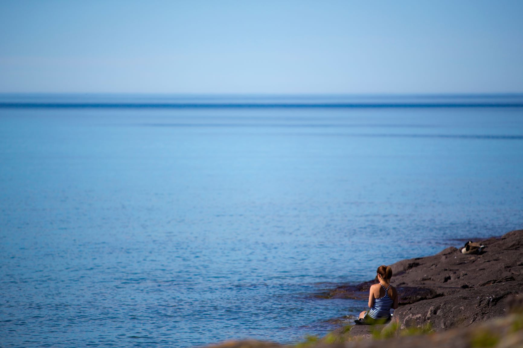 Lake Superior Summer - Bluefin Bay