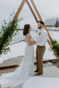 Bluefin Bay Wedding